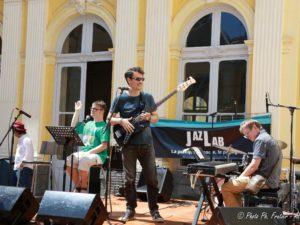 Concert de fin d'année pour JazLab